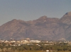 Views to the Mountain Range from San Francisco Apartments, Benidorm